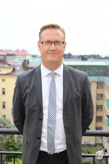 Fredrik Zetterberg